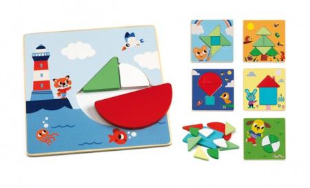 Tangramini, joc educativ Djeco [1]