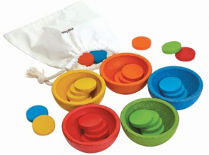 Sort and count cups0