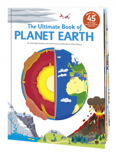 The Ultimate book of Planet Earth0