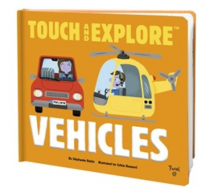 Touch and explore vehicles0