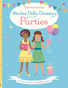 Parties -Sticker dolly dressing0