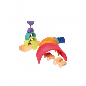 Turnul curcubeu, Grimm's Spiel und Holz Design2