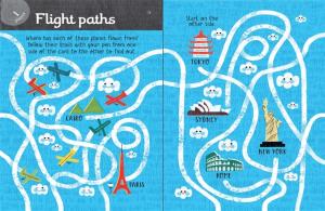 Travel Puzzles carduri de tipul scrie-sterge2