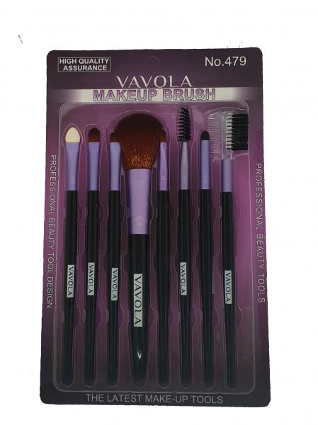 Set Pensule Machiaj VAVOLA - Professional Beauty Tools Makeup BRUSH - Plusbeauty.ro 0