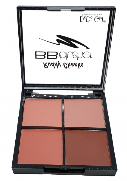 Paleta Blush Ruddy Cheeks BB Blusher DoDo Girl - 01 - PlusBeauty.ro 0