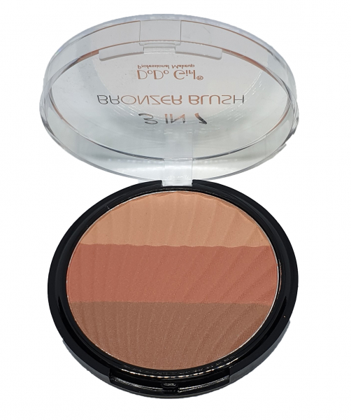3 IN 1 Bronzer Blush DoDo Girl - 03 - PlusBeauty.ro 0