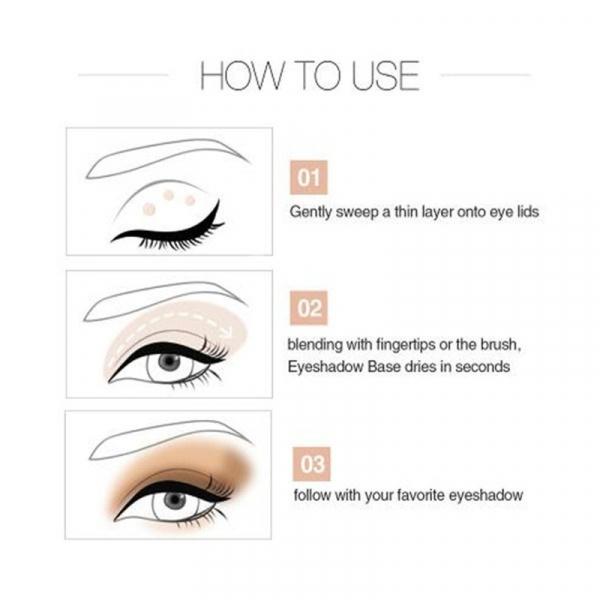 Baza Pleoape Karite Eyeshadow Primer - PlusBeauty.ro 4