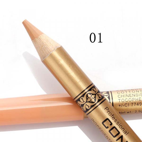 Creion Corector - Concealer Professional NIABROCK - 01 - PlusBeauty.ro 1