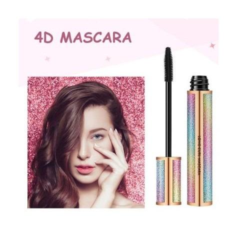 Mascara Rainbow gene lungi 4D Million Pauline - PlusBeauty.ro 3