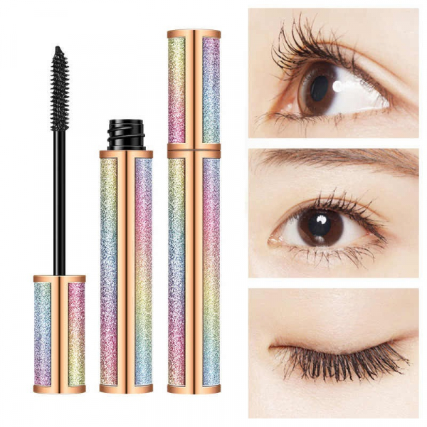 Mascara Rainbow gene lungi 4D Million Pauline - PlusBeauty.ro 2