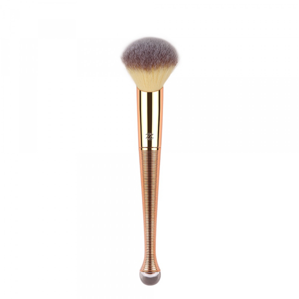 Pensula Profesionala Mineral Powder Brush pentru Pudra - Lila Rossa - PlusBeauty.ro 0