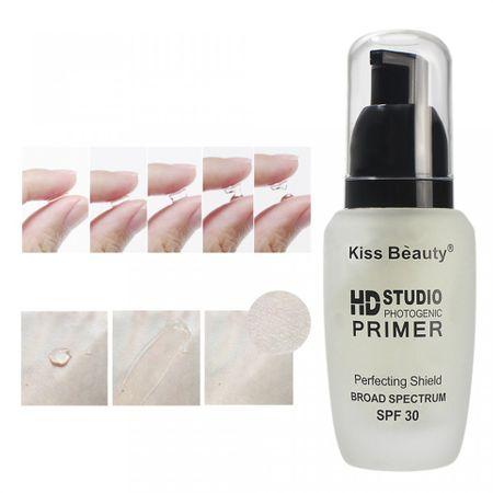 Kit Extend Makeup - Baza Machiaj HD Studio Photogenic Primer SPF 30, Spray Fixare PRO Setting Kiss Beauty - PlusBeauty.ro 1