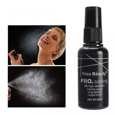 Kit Extend Makeup - Baza Machiaj HD Studio Photogenic Primer SPF 30, Spray Fixare PRO Setting Kiss Beauty - PlusBeauty.ro 2