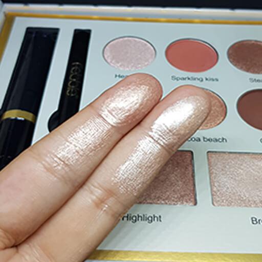 Trusa Machiaj Febble Makeup Combination 4 in 1 - PlusBeauty.ro 1