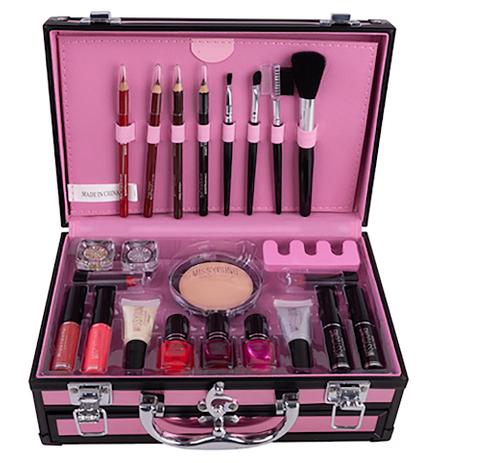 Trusa Machiaj Profesionala Magic Color Make Up Kit - 01 Pink - PlusBeauty.ro 4