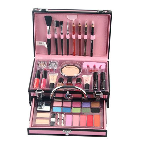 Trusa Machiaj Profesionala Magic Color Make Up Kit - 01 Pink - PlusBeauty.ro 3