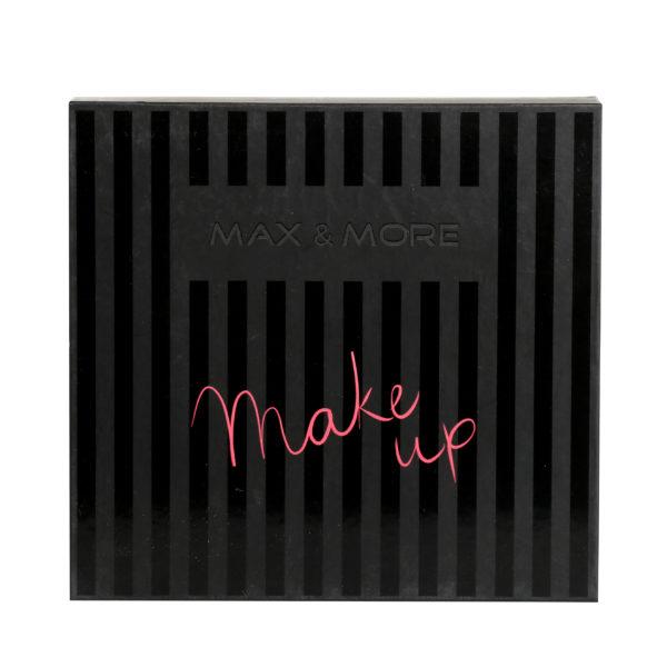 Trusa Machiaj Multifunctionala Make-up Box Max&More cu 39 piese 5
