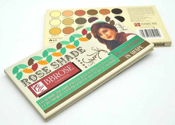 Paleta corectoare Rose Shade - BB ROSE Cosmetics - Plusbeauty.ro 1