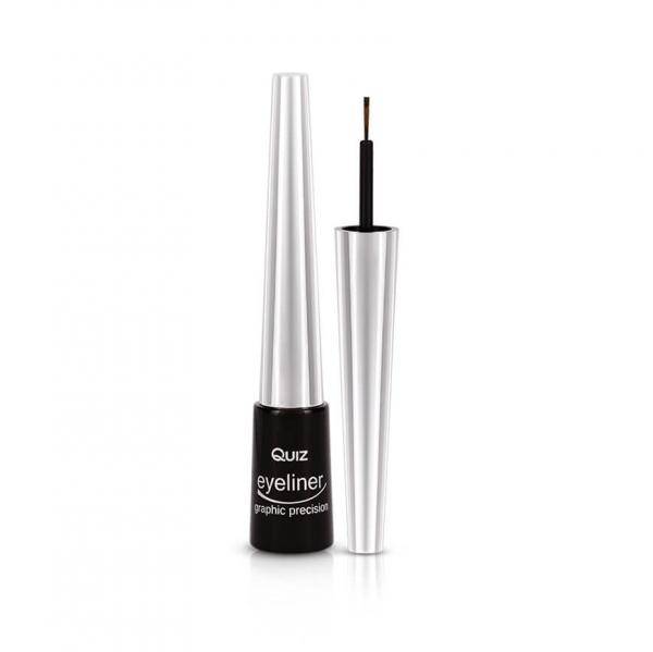 Tus de Ochi Quiz Graphic Precision Eyeliner - Black - PlusBeauty.ro 0