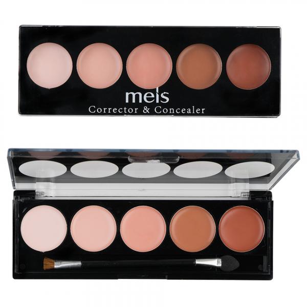 Anticearcan & Corector, Concealer MEIS 5 culori - 03 Cherry Blossom Seduction - PlusBeauty.ro 0
