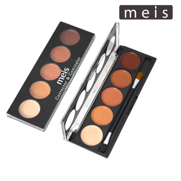 Anticearcan & Corector, Concealer MEIS 5 culori - 04 Nude Seduction - PlusBeauty.ro 2