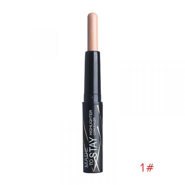 Baton Iluminator, Contur & Corector Kiss Beauty - 01 - PlusBeauty.ro 1