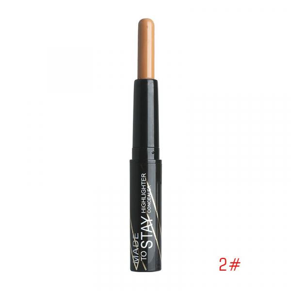 Baton Iluminator, Contur & Corector Kiss Beauty - 02 - PlusBeauty.ro 1