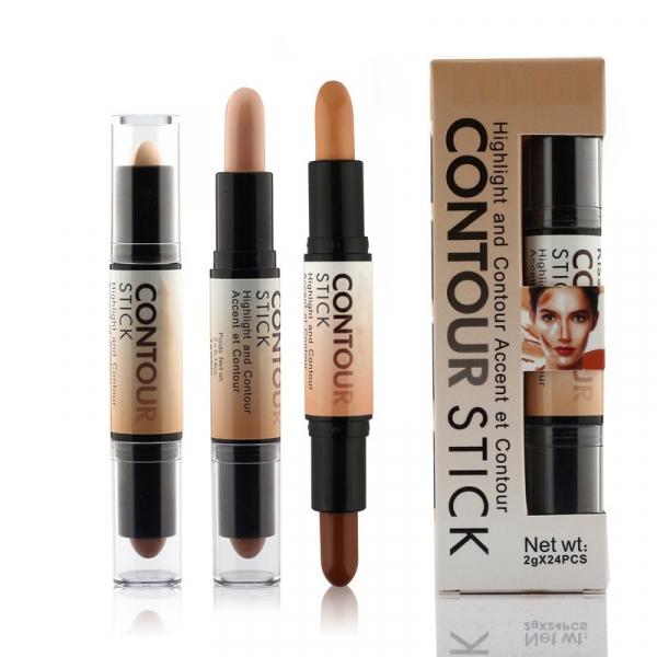 Baton Iluminator & Contur Double Head Kiss Beauty - C - PlusBeauty.ro 2