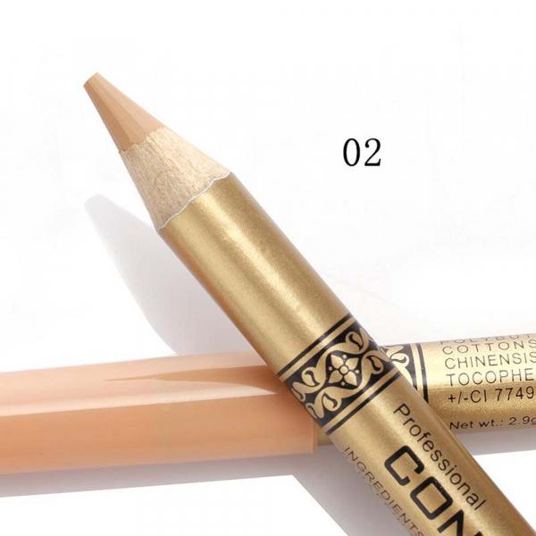 Creion Corector - Concealer Professional NIABROCK - 02 - PlusBeauty.ro 1