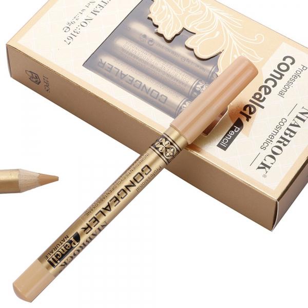 Creion Corector - Concealer Professional NIABROCK - 04 - PlusBeauty.ro 3