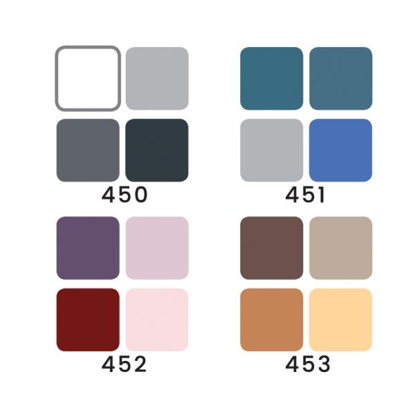 Fard Ochi Quiz Color Focus 4 culori - 452 - PlusBeauty.ro 1