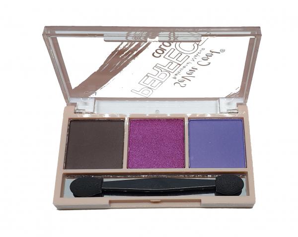 Fard Pleoape Perfect Colors Seven Cool - 04 - PlusBeauty.ro 0