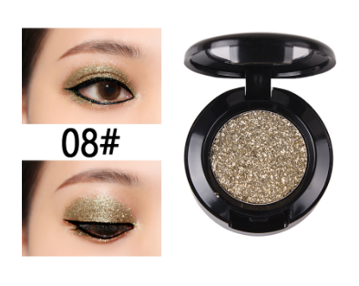 Glitter Miss Rose Shimmer Look - 08 - PlusBeauty.ro 0