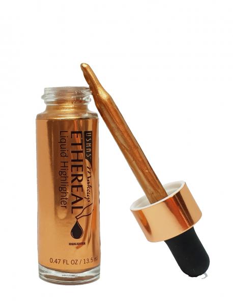 Iluminator Lichid Ethereal - USHAS Makeup - 06 - Plusbeauty.ro 0