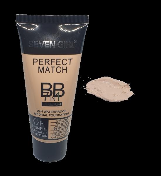 Magic BB Cream 7 in 1 Fond de Ten, Baza, Corector Seven Girl - 102 - PlusBeauty.ro 0
