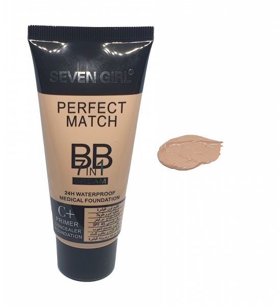 Magic BB Cream 7 in 1 Fond de Ten, Baza, Corector Seven Girl - 103 - PlusBeauty.ro 0