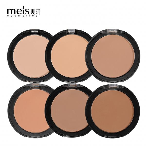Pudra Compacta, Minerala Mata cu Concealer Meis - 02 - PlusBeauty.ro 2