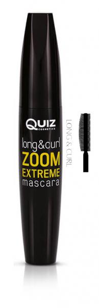 Rimel Long & Curl ZOOM Extreme Quiz - PlusBeauty.ro 0