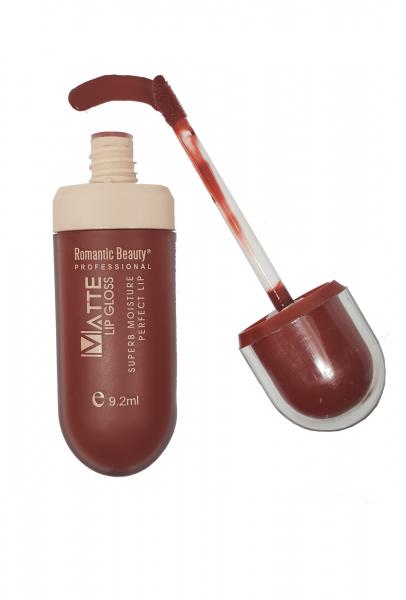 Ruj Lichid Matte Lip Gloss Super Moisture Perfect Lip - 13 - Plusbeauty.ro 0