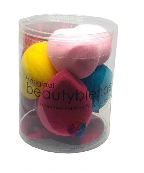 Set 5 Bureti Cosmetici Beauty Blender - PlusBeauty.ro 0