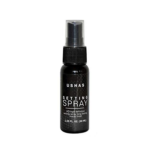 Spray Matifiant Pentru Fixarea Machiajului Ushas Setting Spray HD, 70 ml - PlusBeauty.ro 1