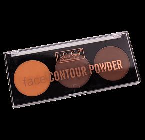 Trusa Contur & Iluminator - Face Contour Powder - 03 - PlusBeauty.ro 1