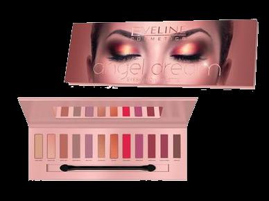Trusa Farduri Angel Dream 12 culori Eveline - PlusBeauty.ro 4