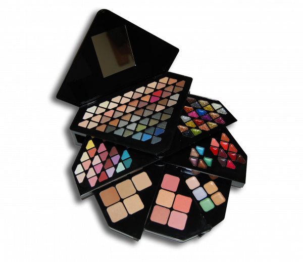 Trusa Machiaj Profesionala Ever Beauty Into to the stars 130 culori - PlusBeauty.ro 0