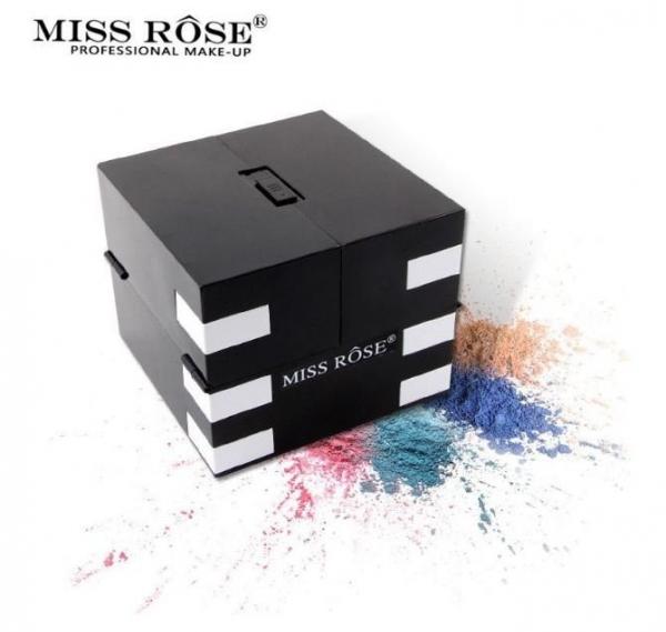 Trusa Machiaj Profesionala MISS ROSE BlockBuster 3D cu 148 de nuante - PlusBeauty.ro 12