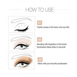 Baza Pleoape Karite Eyeshadow Primer4