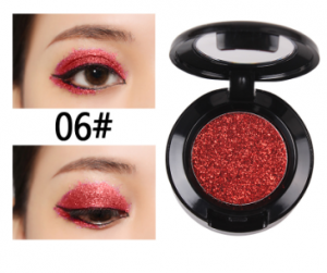 Glitter Miss Rose Shimmer Look - 060