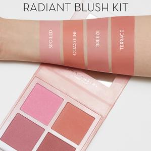 Kit Blush Vegan Radiant A.B.H.1