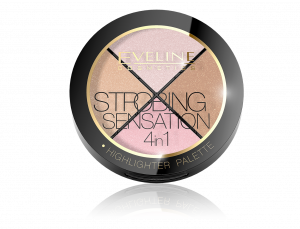 Paleta Iluminatoare Strobing Sensation 4 in 1 - Eveline0