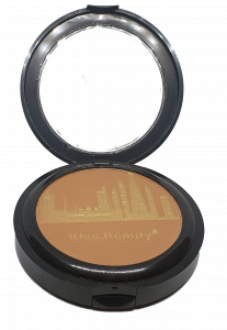 Pudra Compacta City Glow Smooth&Flawless Kiss Beauty - 010
